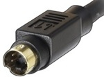 s-video connector