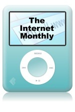 The Internet Monthly Podcast on an iPod