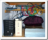 Network Cupboard