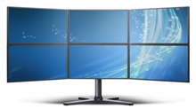 Samsung MD230X6 Screen Array