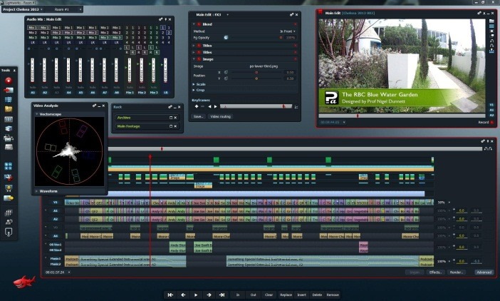 Getting to Grips with the Lightworks Video Editor | Richard Farrar
