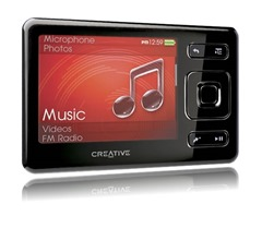 Creative Zen MP3 Player